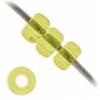 Miyuki Seed Bead 6/0 Chartreuse Transparent